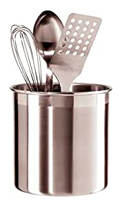 buy oggi 7211 stainless steel utensil holder jumbo online at low prices in india. Black Bedroom Furniture Sets. Home Design Ideas
