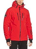 Peak Mountain Chaqueta de Esquí Canada (Rojo)
