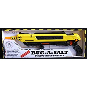 BUG-A-SALT Fire Your Fly Swatter