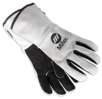 Link to Miller 249195 Industrial MIG Gloves Large