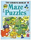 The Usborne Book of Maze Puzzles (Usborne Maze Fun)