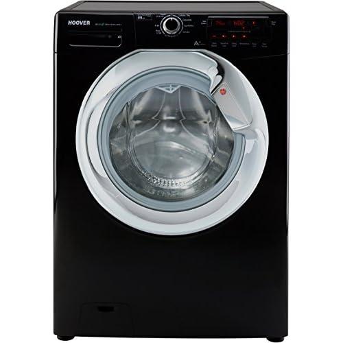 Hoover DYN8154D1BXN DYNAMIC 8 1500rpm Washing Machine 8kg Load Class A+ Black