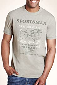 North Coast Pure Cotton Bicycle T-Shirt [T28-3605N-S]