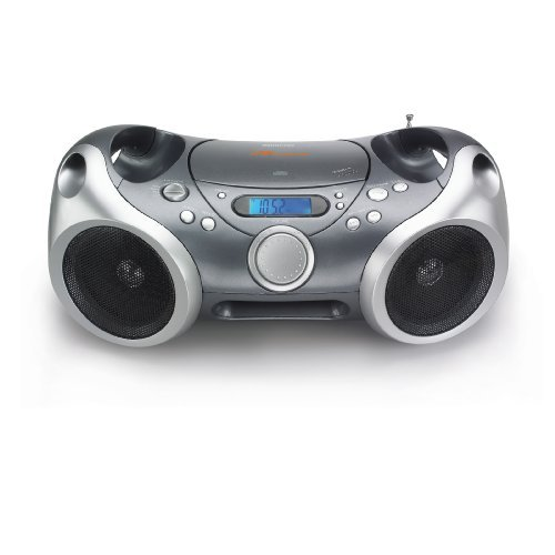 Memorex Sport CD/MP3 Boombox