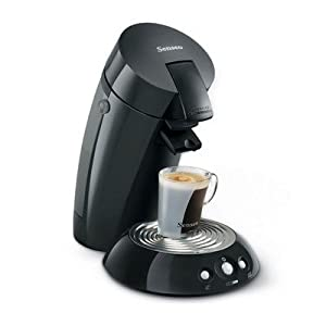 Senseo 7810 Single-Serve Gourmet Coffee Machine, Black Picture