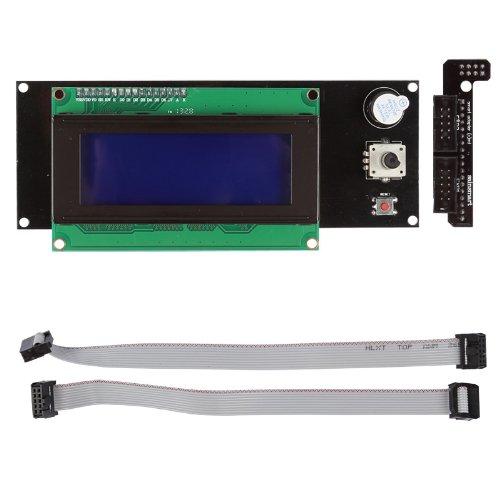 Sainsmart Lcd Control Panel For 3D Printers Reprap Ramps 1.4 Lcd Mendel For Arduino Mega2560 Mega1280