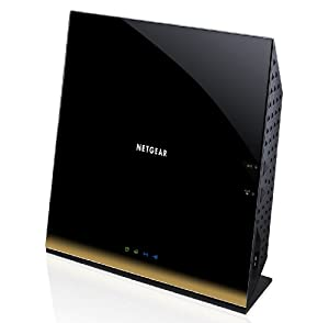 Netgear R6300-100PES AC1750 WLAN Dual Band Gigabit Router (USB3.0, Beamforming+) schwarz