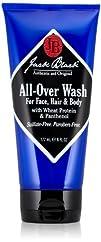 Jack Black All-Over Wash For Face, Ha…