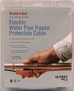 Easy Heat Water Pipe Heating Cable 18 ' 120 V 7 W/'