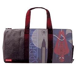 Marvel Comics Spider-Man Deco Sports Duffle Bag