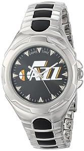 NBA Mens NBA-VIC-UTA Victory Series Utah Jazz Watch by Game Time