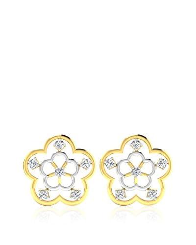 Vittoria Jewels Ohrringe gelbgold