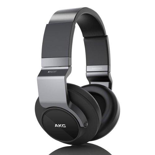 【国内正規品】AKG K845BT 密閉型ワイヤレスヘッドホン ブラック  K845BTBLK