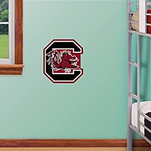 Buy South Carolina Gamecocks NCAA Fathead Logo Set 11X11 by Fathead