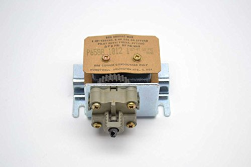 HONEYWELL P658B 1012 1 10 PSI PNEUMATIC ELECTRIC PRESSURE 277V-AC RELAY B432498 (Honeywell 1012 compare prices)