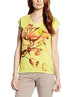 CMP Camiseta Manga Corta (Amarillo)