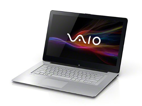 ソニー(VAIO) VAIO Fit 15A (15.5型タッチ/Win8.1_64/Ci7/8G/1T Hybrid/Office) シルバー SVF15N28EJS