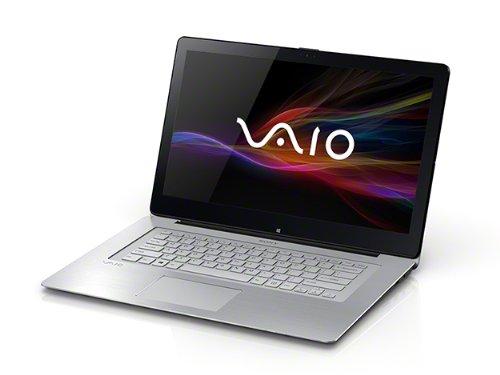 ソニー(VAIO) VAIO Fit 15A (15.5型タッチ/Win8.1_64/Ci7/8G/1T Hybrid/Office) シルバー SVF15N28EJS
