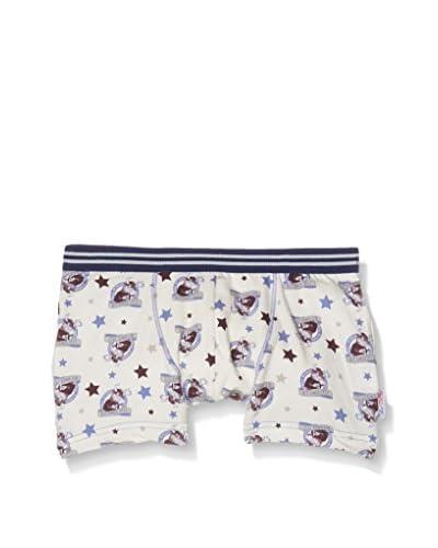 COTONELLA Look&Trend Pack x 3 Bóxers Blanco / Multicolor