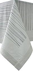Bianca Table Cloths (130*130Cms)