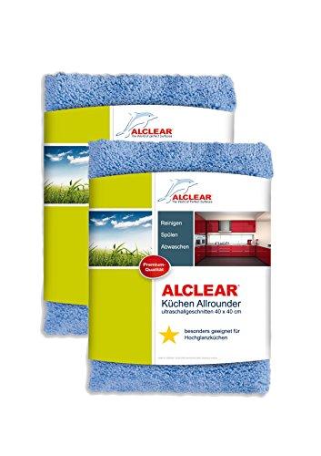 alclear-820203k-2-kuchen-allrounder-reinigt-hochglanzkuchen-schonend-und-grundlich-40x40-cm-blau-2er