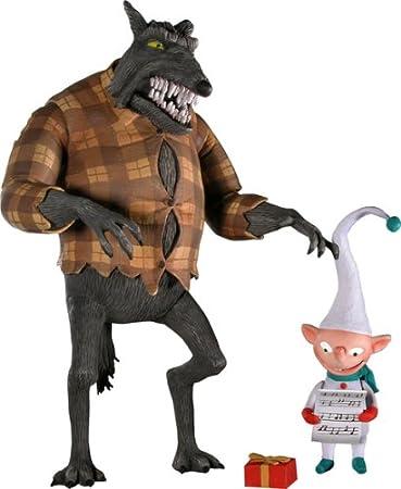 Retour aux informations sur le produit  L'Etrange Noël de Mr Jack - Figurine THE WOLFMAN - Série 3