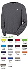 Champion EcoTM Fleece Pullover Mens Hoodie L-Acid