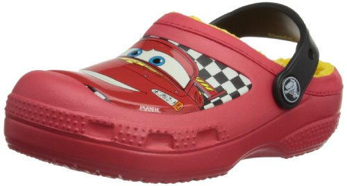 Crocs 15260 Cc Mc Queen Clog (Toddler/Little Kid),Red,8 M Us Toddler front-995778