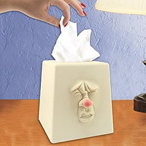 Sneezing tissue box tissue holders - Nose tissue dispenser ...