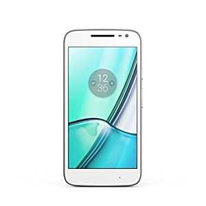 Moto G Play (4th gen.) - White - 16 GB - Unlocked