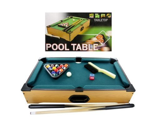 Tabletop Pool Table Kids Children by bulk buys jetzt kaufen