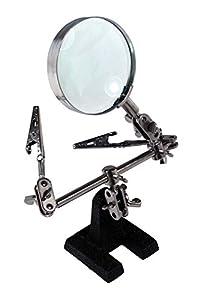 SE MZ101B Helping Hand Magnifier