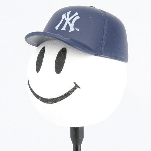 New York Yankees Baseball Cap Antenna Topper