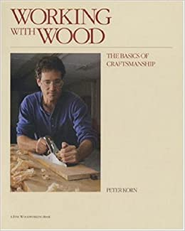 working with wood books