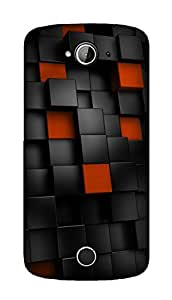 SWAG my CASE PRINTED BACK COVER FOR ACER LIQUID Z530 Multicolor
