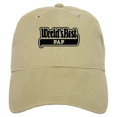 [CafePress - WB Dad [Limburgian] Cap - Baseball Cap with Adjustable Closure, Unique Printed Baseball] (Ethnic Hats)