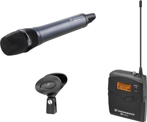 Sennheiser EW 135P G3-B handheld cardioid EW system