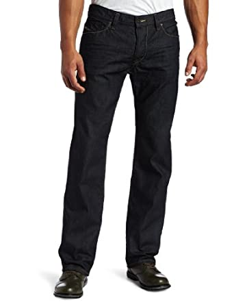 Diesel Men's Viker Regular Slim Straight-Leg Jean 0088Z, Denim, 26x32