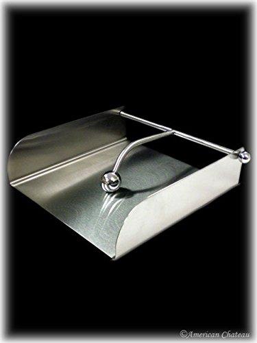 Modern Stainless Steel Napkin Holder Kitchen Decor