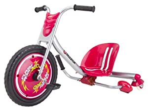 Razor Kids' Flashrider 360 - Red