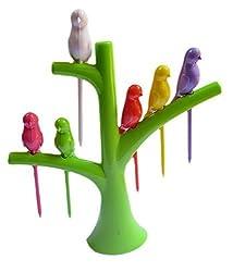 Xudo fruit forks/bird forks