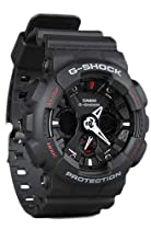 G-SHOCK The X-Large Combi Watch in Matte Black