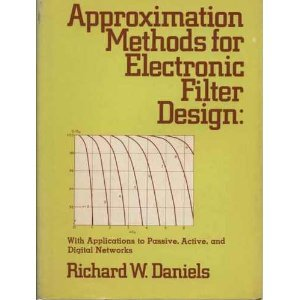 Approximation Methods for Electronic Filter Design Richard W. Daniels