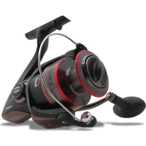Penn Fierce 4+1 Bearing 5.3:1 25/350 Line Capacity Spinning Reel