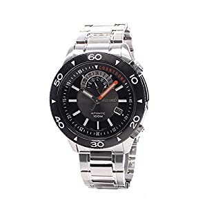 Seiko Mens Automatic Analog Dress Watch (Imported) SSA183K1
