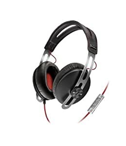 Sennheiser Momentum Over Ear Headphones, Black (Discontinued by Manufacturer)
