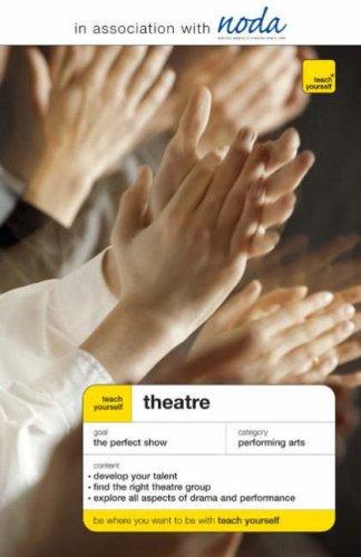 teach yourself amateur theatre