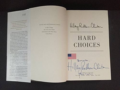 hillary-clinton-bill-clinton-presidential-candidate-president-hard-choices-autographed-signed-book-w