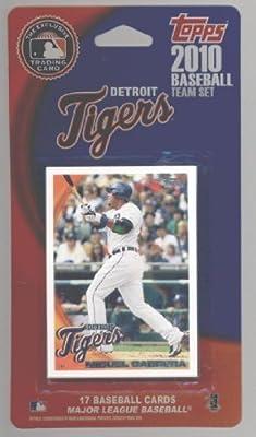 2006 2007 2008 2009 & 2010 Topps Detroit Tigers Baseball Cards Team Set Lot - Over 80 Cards!! Lot Includes Miguel Cabrera, Jarrod Washburn, Clete Thomas, Rick Porcello, Brandon Inge, Magglio Ordonez, Justin Verlander, Daniel Schlereth & more!