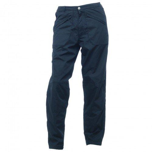 regatta-pantalones-de-trabajo-modelo-workwear-action-hombre-caballero-repelente-agua-cintura-71cm-x-